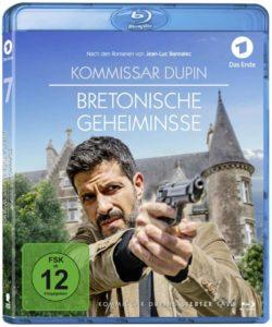 Kommissar Dupin Geheimnisse Review BD Cover