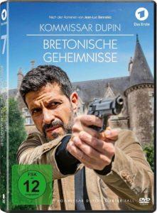 Kommissar Dupin Geheimnisse Review DVD Cover