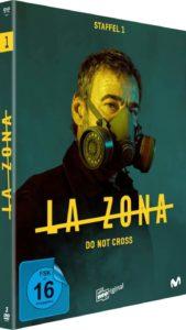 La Zona News DVD Cover