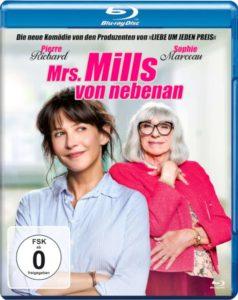 Mrs Mills von nebenan News BD Cover