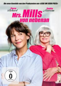 Mrs Mills von nebenan News DVD Cover