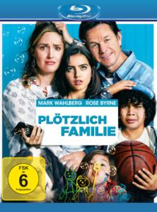 Ploetzlich Familie BD Cover