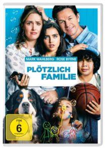 Ploetzlich Familie DVD Cover