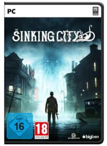 SinKing City PS4 Review pccover