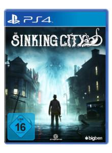 Sinking City PS4 Review PS4 Cover