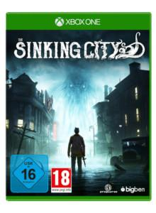 Sinking City PS4 Review XboxCover