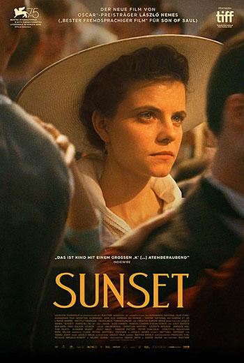 SUNSET Kino Plakat