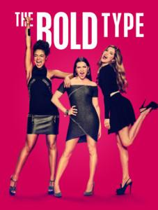 The Bold Type Review Cover