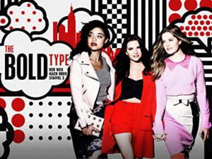 The Bold Type Review Cover Staffel 3