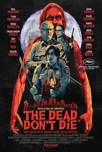 THE DEAD DONT DIE Kino Plakat