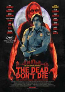 The Dead dont die News Plakat