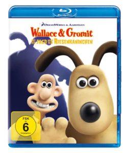 Wallace Riesenkaninchen Review BD Cover