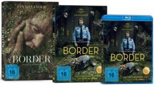 Border Film DVD Blu-ray Mediabook
