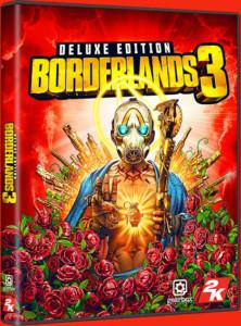 Borderlands 3 Deluxe Edition Cover