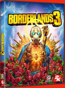 Borderland 3 Standsrt Edition Cover