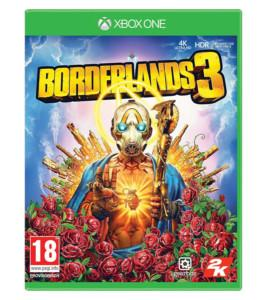Borderlands 3 xbox Cover