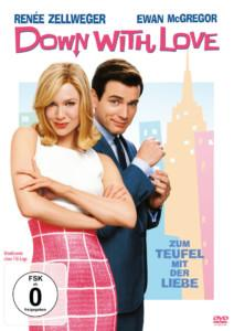 Down witch Love News DVD Cover