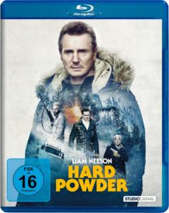 Hard Powder Review bd Cover