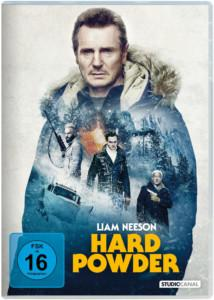 Hard Powder Review DVD Cover