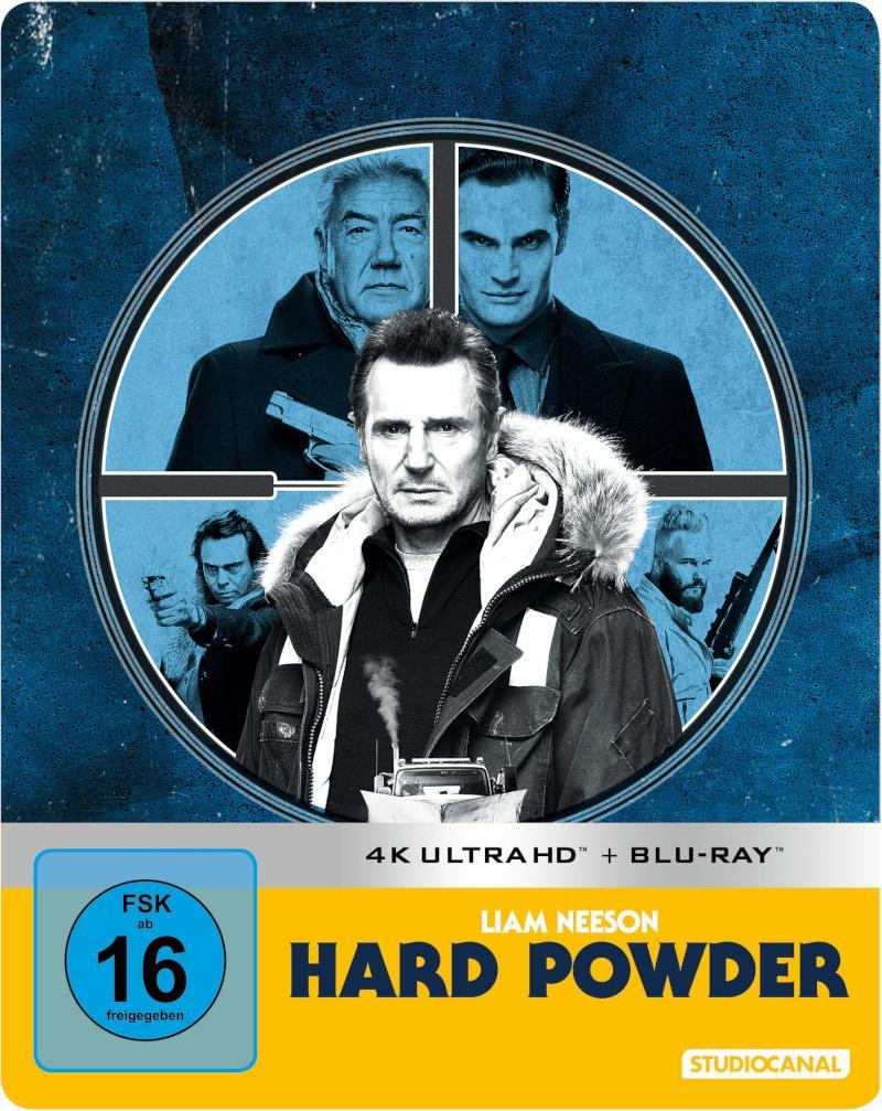 Hard Powder Review UHD SB Cover