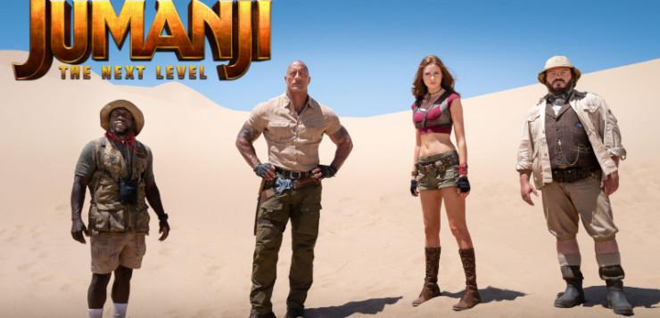 Jumanji Next Level News Kino Artikelbild001
