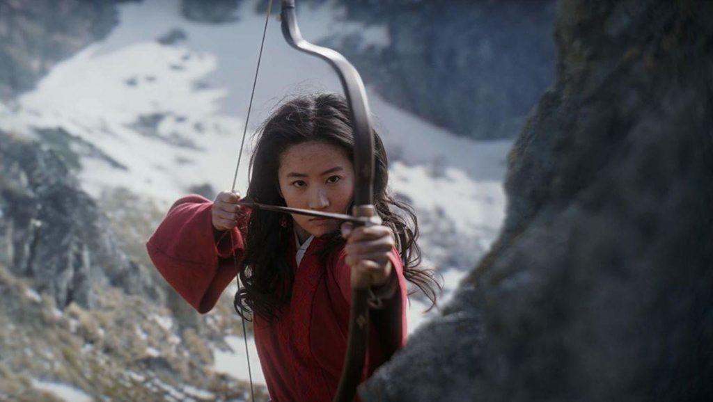 Mulan Film 2020