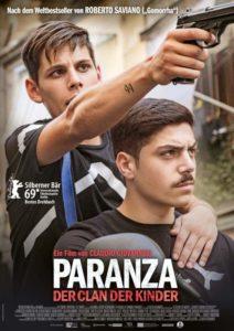 Paranza Kinonews Plakat