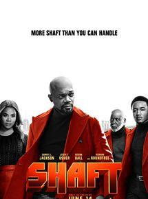 Shaft Review Poster