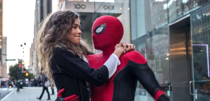 Spider Man Far From Home Film 2019