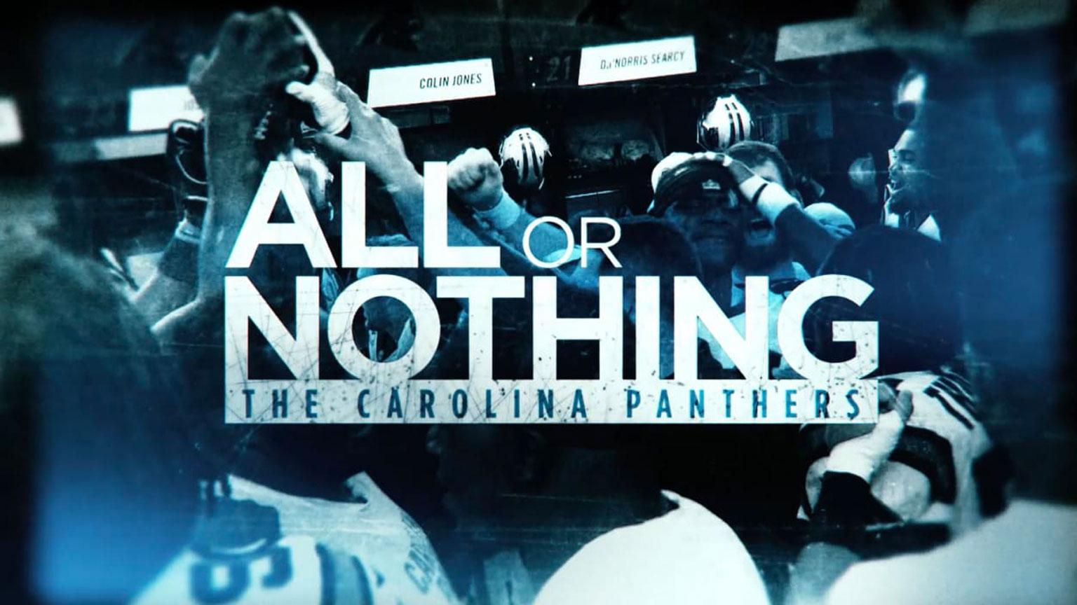 All or Nothing: Carolina Panthers – Review | Amazon Original