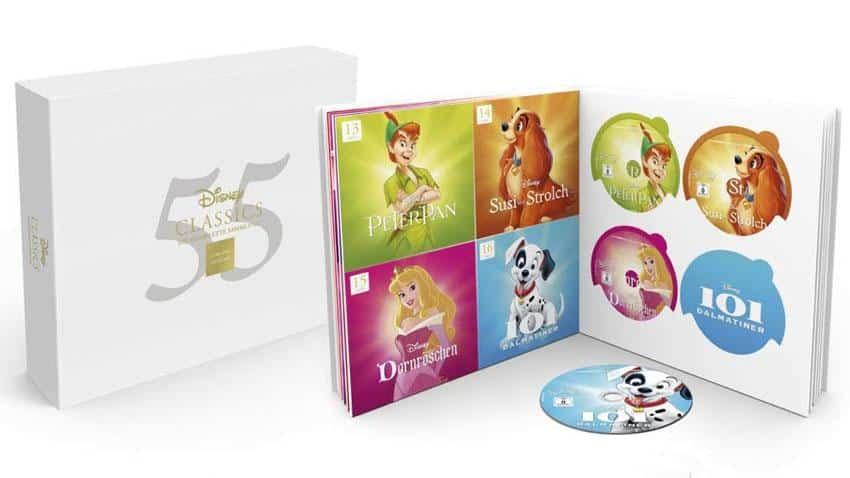 Disney Box 55 DVD Prime Day Artikelbild