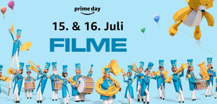 Amazon.de PRIME DAY – DEAL OF THE DAY FILM-Angebote vom 16.7.2019 UPDATE!