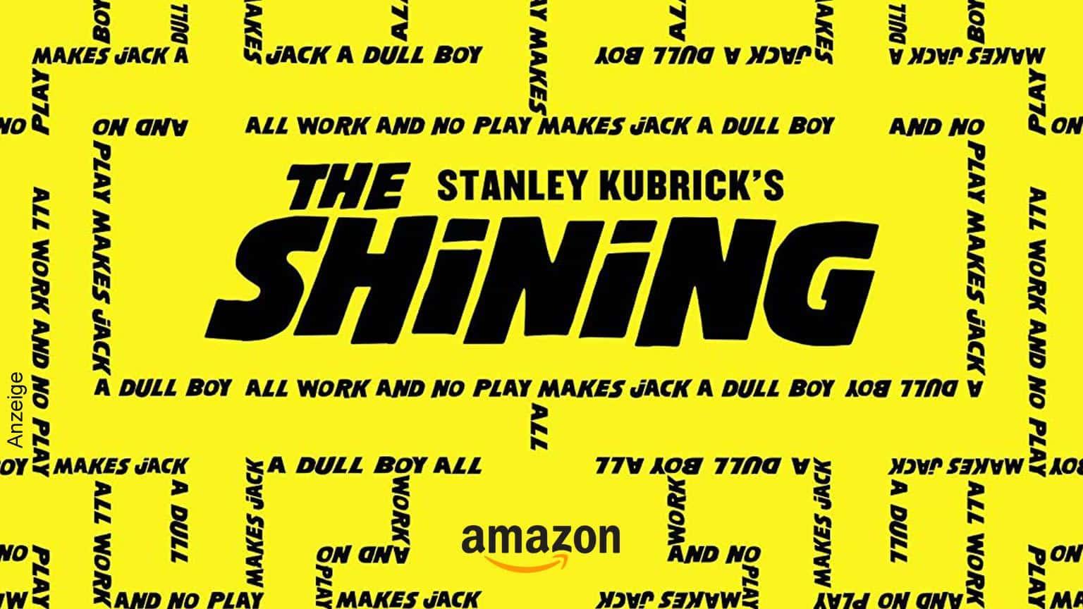 Anzeige Shining (4K Ultra HD + 2D Steelbook inklusive US Kinofassung) (exklusiv bei amazon.de) [Blu-ray]