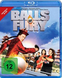 Ball of Fury Review BD Cover