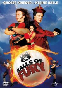 Ball of Fury Review DVD Cover
