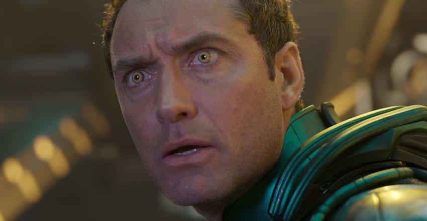 Captain Marvel Blu-ray Review Szenenbild