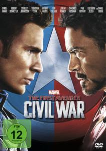 civil War Review DVD Cover