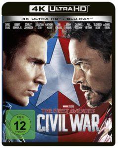 civil War Review uhd Cover