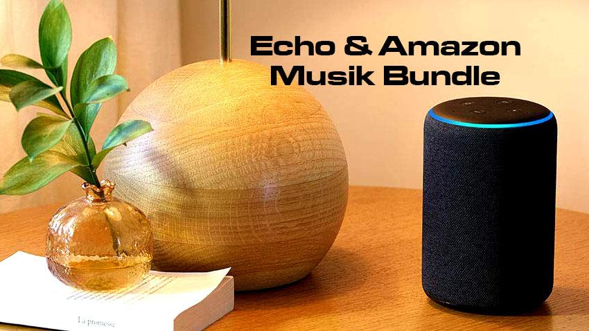 Amazon Echo Bundle Musik Artikelbild