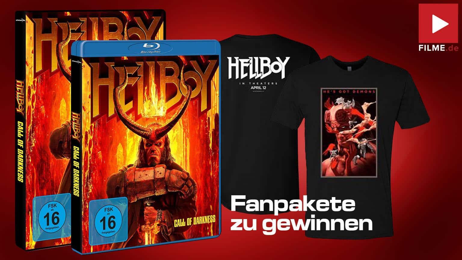 Hellboy - Call of Darkness Gewinnspiel Artiklebild