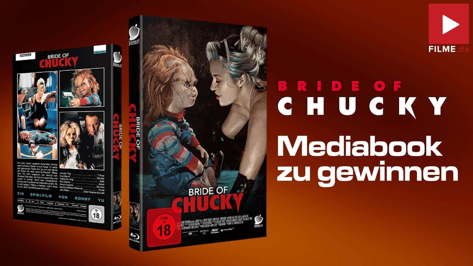 Chucky und seine Braut Gewinnspiel Art