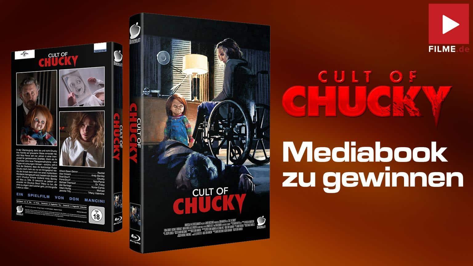 Cult of Chucky Gewinnspiel Artikelbild