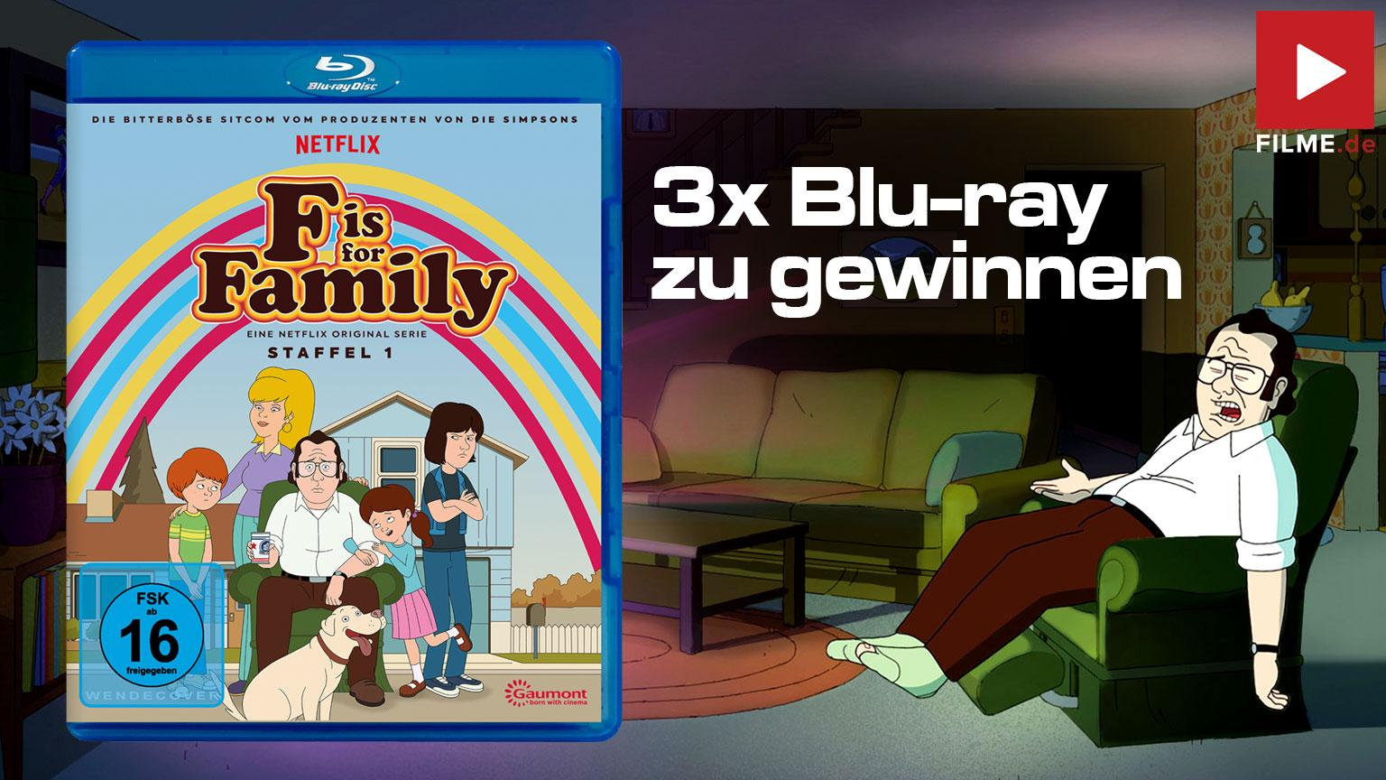 F is for family Gewinnspiel Artikelbild