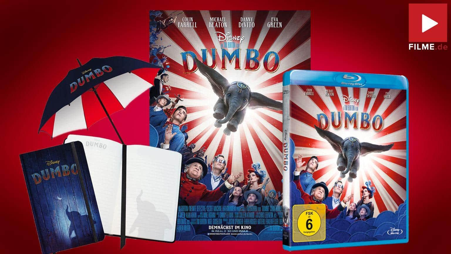 Dumbo Gewinnspiel Artikelbild