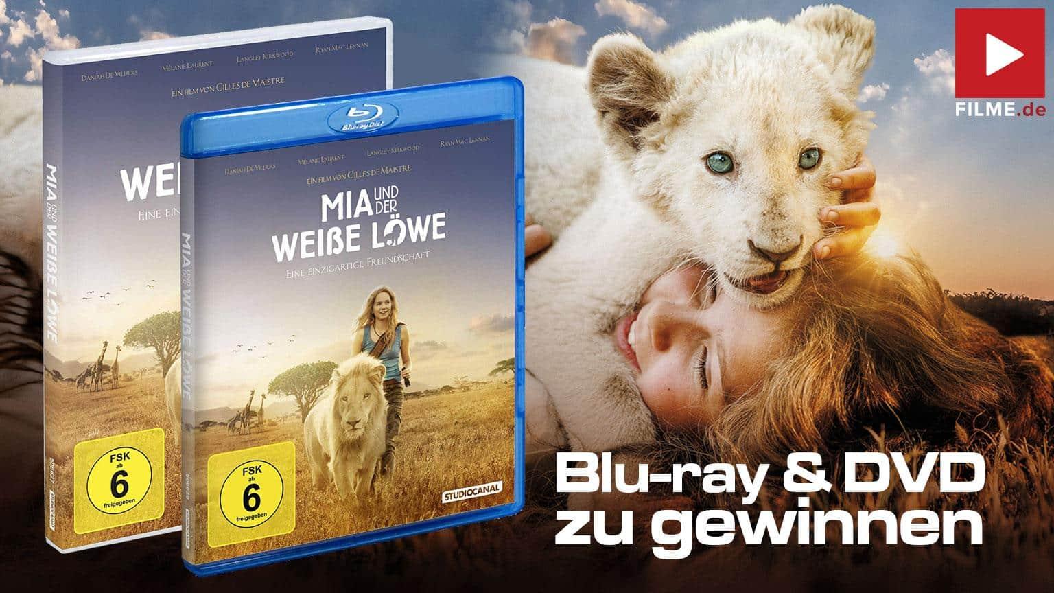 Mia und der weiße Löwe Gewinnspiel Artikelbild