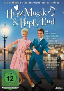 Herz Musik Happy End News DVD Cover