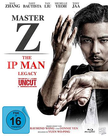 Master Z - The IP Man Legacy - Blu-ray Review