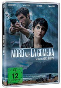 Mord auf La Gomera Review DVD Cover