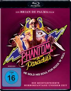 Phantom im Paradies Review bd Cover