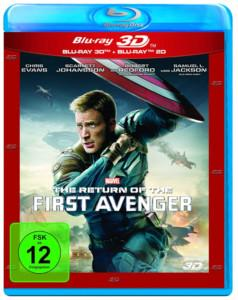 Return of first Avengers Review 3d Cover